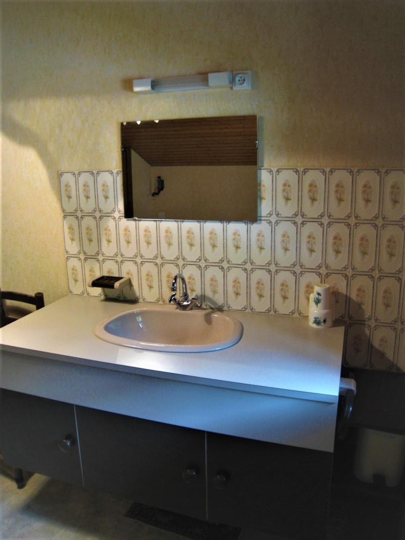 Location au ski Appartement 4 pièces 8 personnes (001) - Chalet le Bris'Orage - Le Grand Bornand - Salle de bains