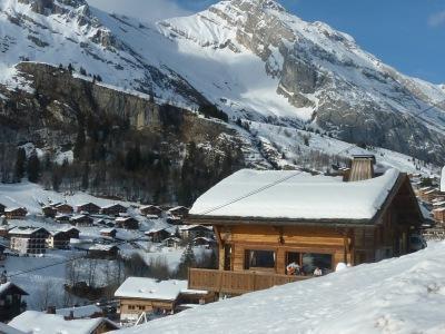 Soggiorno sugli sci Chalet le Camy - Le Grand Bornand - Esteriore inverno