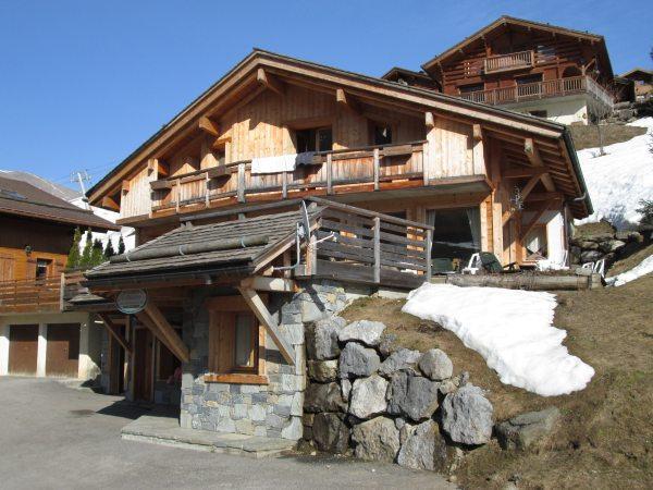 Soggiorno sugli sci Chalet le Corty - Le Grand Bornand