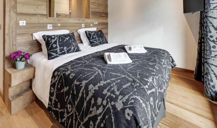 Huur chalet mitoye 7 kamers 16 personen in le grand bornand chinaillon ski planet - Chalet kamer ...
