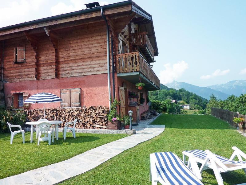 Аренда на лыжном курорте Квартира студия для 4 чел. (1) - Chalet Namasté - Le Grand Bornand