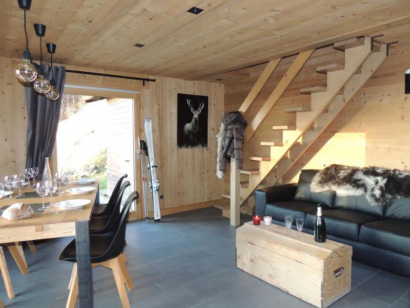 Wynajem na narty Apartament duplex 3 pokojowy 6 osób - Chalet Socali - Le Grand Bornand