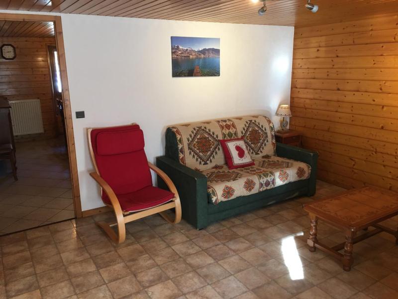 Location au ski Appartement 3 pièces 7 personnes - Maison de l'Envers - Le Grand Bornand