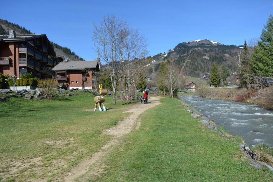 Soggiorno sugli sci Studio con alcova per 4 persone (021) - Résidence Alpina - Le Grand Bornand