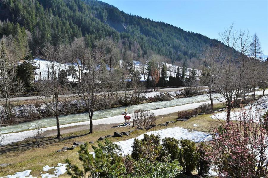Location au ski Appartement 3 pièces 6 personnes (011) - Résidence Alpina - Le Grand Bornand