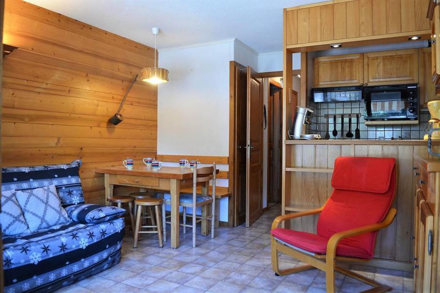 Location au ski Appartement 3 pièces 6 personnes (011) - Résidence Alpina - Le Grand Bornand - Séjour