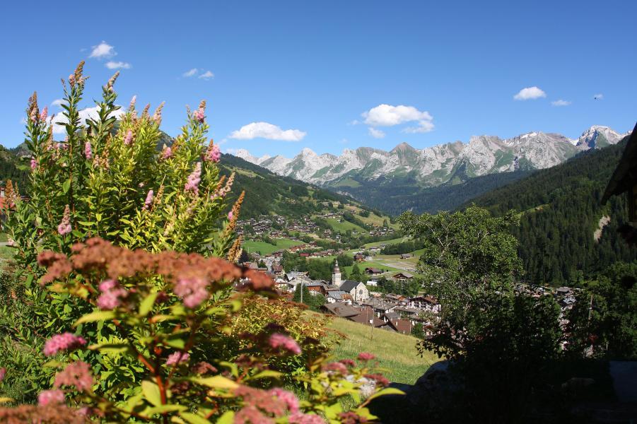Soggiorno sugli sci Studio per 4 persone (004) - Résidence Bel Alp - Le Grand Bornand