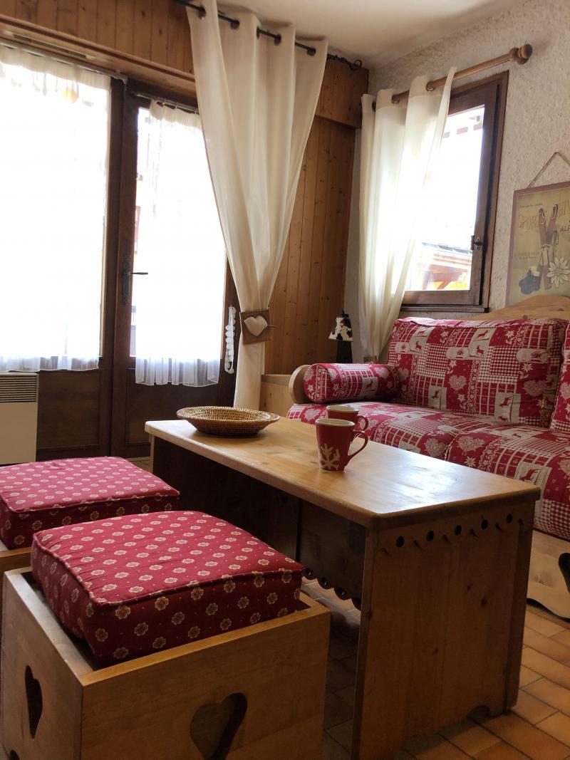 Soggiorno sugli sci Studio con alcova per 4 persone - Résidence Bellachat - Le Grand Bornand