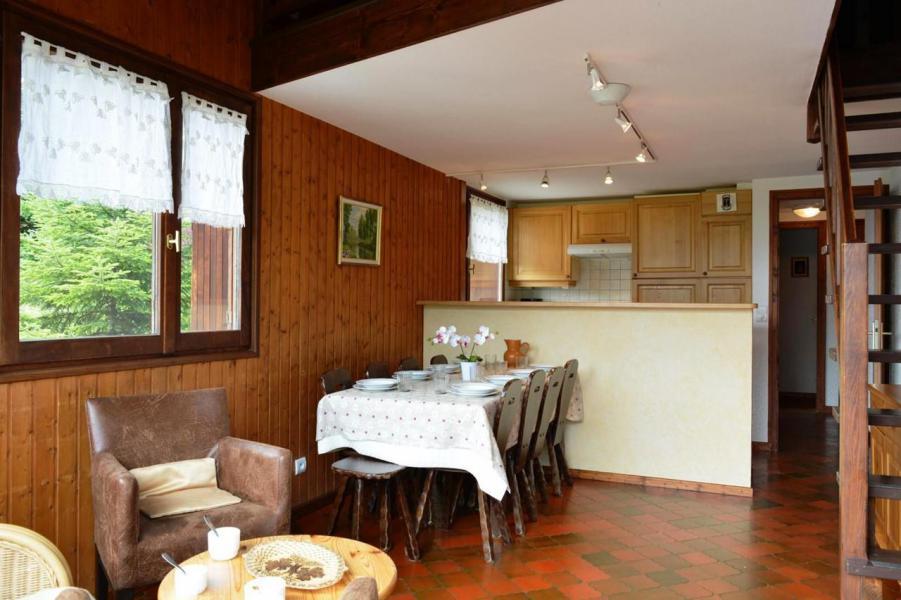 Soggiorno sugli sci Appartamento 4 stanze per 7 persone (1-2M) - Résidence Belvédère - Le Grand Bornand