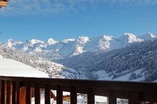 Wynajem na narty Résidence Bon Séjour - Le Grand Bornand - Zima na zewnątrz