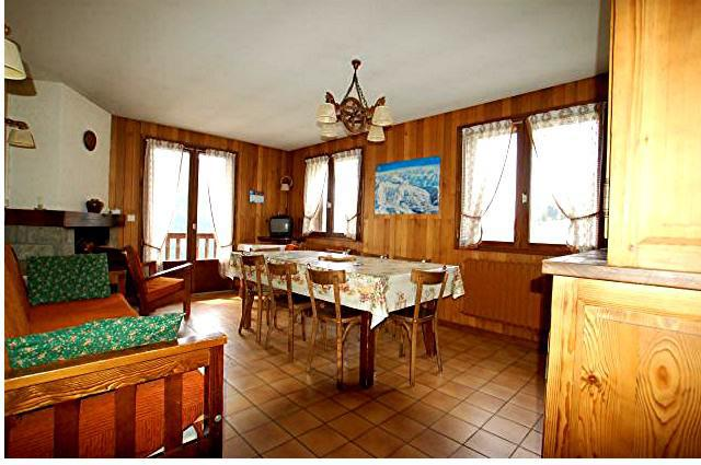 Wynajem na narty Apartament 4 pokojowy 6 osób - Résidence Bon Séjour - Le Grand Bornand