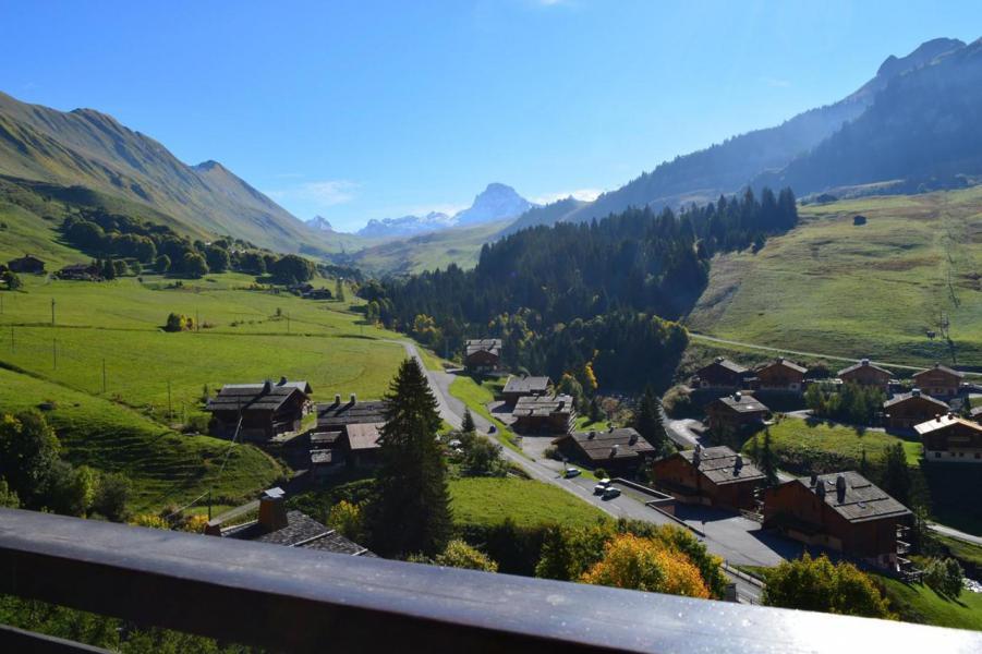 Soggiorno sugli sci Monolocale con alcova per 4 persone (5E) - Résidence Chanteneige - Le Grand Bornand