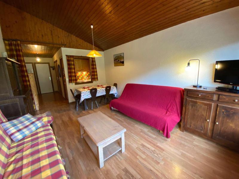 Soggiorno sugli sci Appartamento 2 stanze per 5 persone (3D) - Résidence Charme - Le Grand Bornand