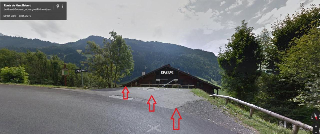 Soggiorno sugli sci Studio con alcova per 4 persone (002) - Résidence l'Eparvi - Le Grand Bornand