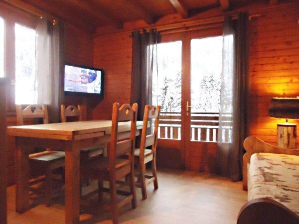Soggiorno sugli sci Appartamento 3 stanze con mezzanino per 6 persone (1725) - Résidence la Duche - Le Grand Bornand