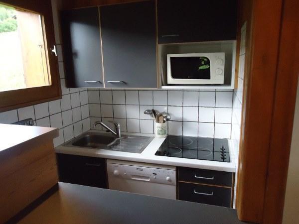 Soggiorno sugli sci Appartamento su due piani 4 stanze con cabina per 7 persone (1652) - Résidence la Duche - Le Grand Bornand - Piani cottura in vetroceramica
