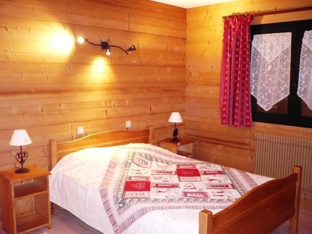 Alquiler al esquí Résidence la Forclaz - Le Grand Bornand - Cama doble