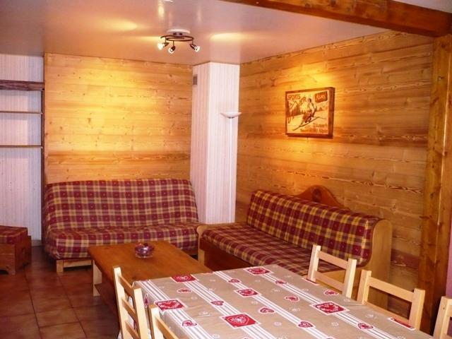 Location au ski Résidence la Forclaz - Le Grand Bornand - Séjour