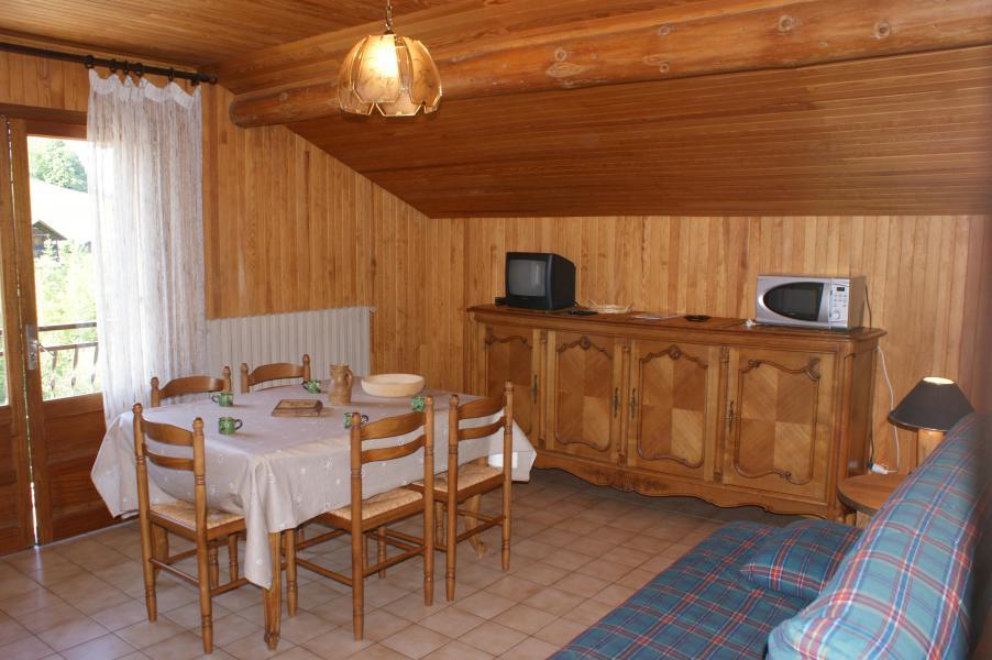 Wynajem na narty Apartament 2 pokojowy 5 osób (0847) - Résidence la Touvière - Le Grand Bornand