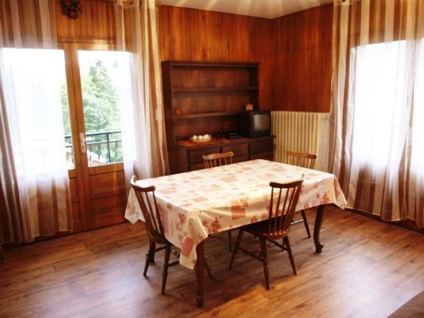 Wynajem na narty Résidence la Touvière - Le Grand Bornand - Pokój gościnny