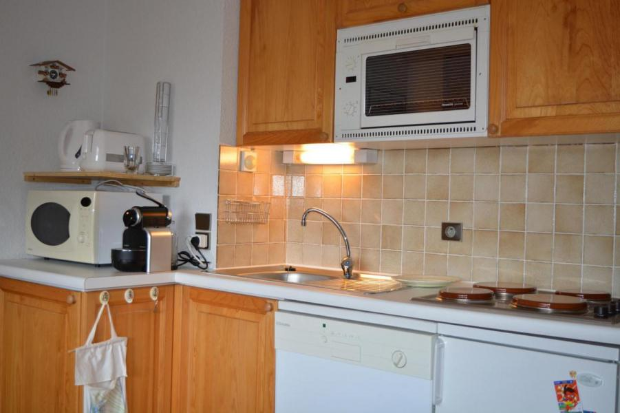Аренда на лыжном курорте Апартаменты 2 комнат 5 чел. (A06) - Résidence le Catalpa - Le Grand Bornand