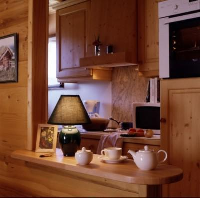 Wynajem na narty Apartament 2 pokojowy 6 osób (301) - Résidence le Cortina - Le Grand Bornand