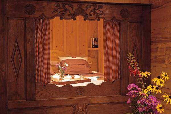 Wynajem na narty Apartament 3 pokojowy z alkową 6 osób (303) - Résidence le Cortina - Le Grand Bornand - Pokój