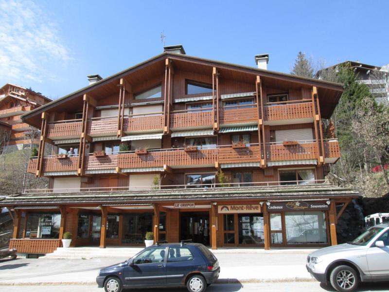 Wynajem na narty Studio z alkową 4 osoby (0273) - Résidence le Grépon - Le Grand Bornand