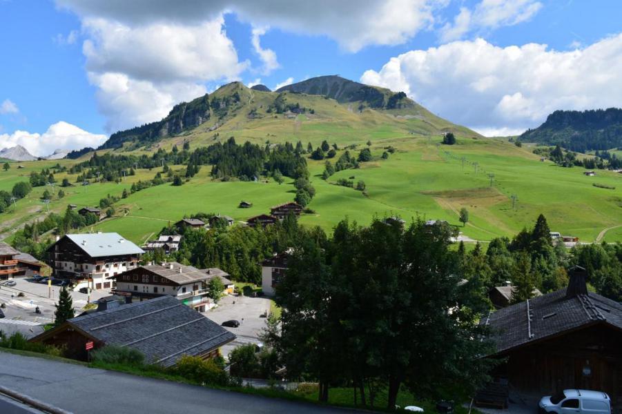 Soggiorno sugli sci Monolocale con alcova per 4 persone (021) - Résidence le Kodiac - Le Grand Bornand