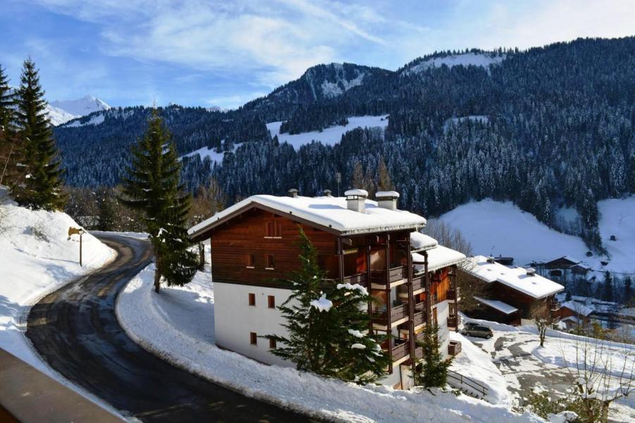Soggiorno sugli sci Studio con alcova per 4 persone (13) - Résidence le Millepertuis - Le Grand Bornand