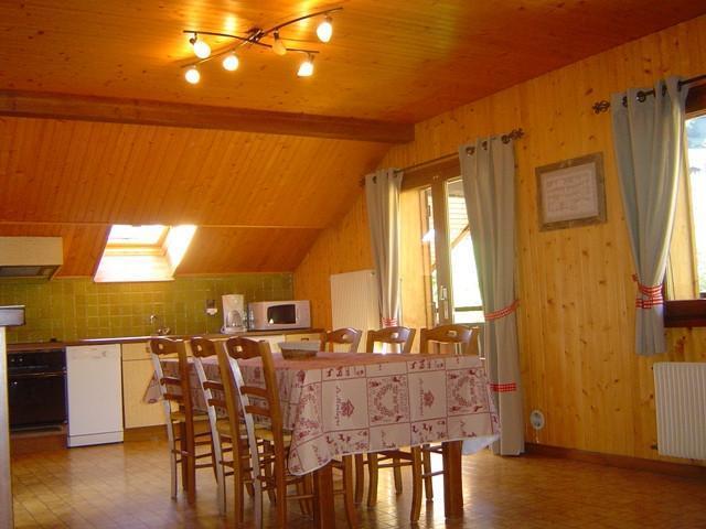 Soggiorno sugli sci Appartamento 3 stanze con cabina per 6 persone (001) - Résidence le Vieux Noyer - Le Grand Bornand