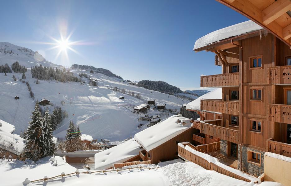 Alquiler al esquí Résidence le Village de Lessy - Le Grand Bornand - Invierno