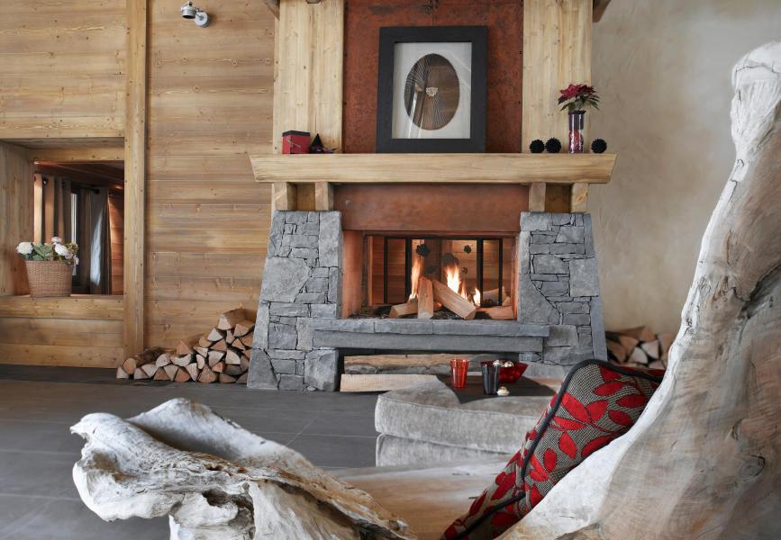 Alquiler al esquí Résidence le Village de Lessy - Le Grand Bornand - Recepción