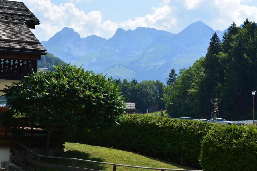 Soggiorno sugli sci Monolocale con alcova per 5 persone (04) - Résidence les Bergeronnettes - Le Grand Bornand