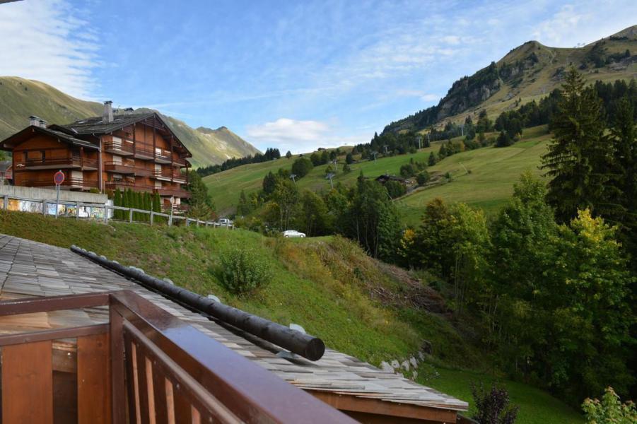 Location au ski Studio coin montagne 4 personnes (17) - Résidence les Cîmes - Le Grand Bornand