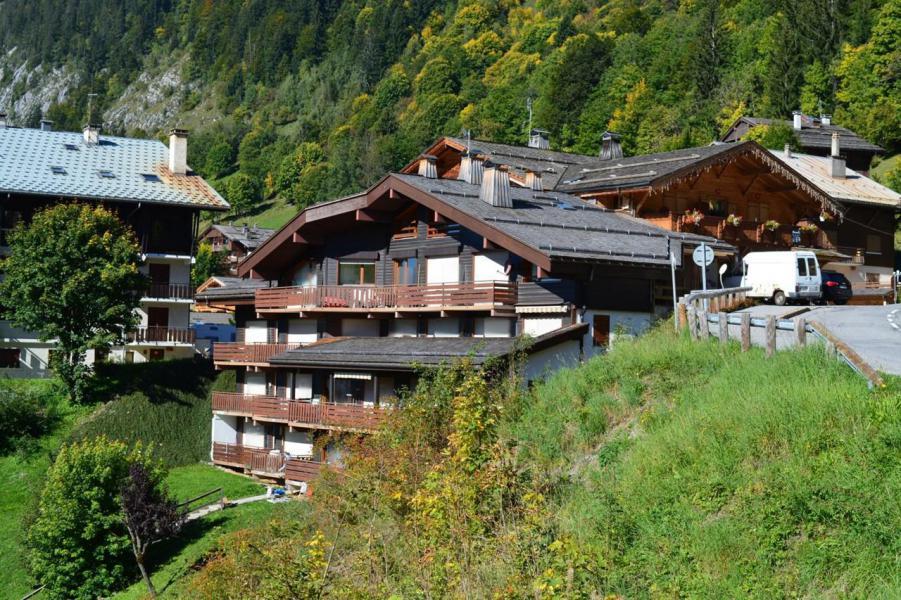 Location au ski Résidence les Cîmes - Le Grand Bornand