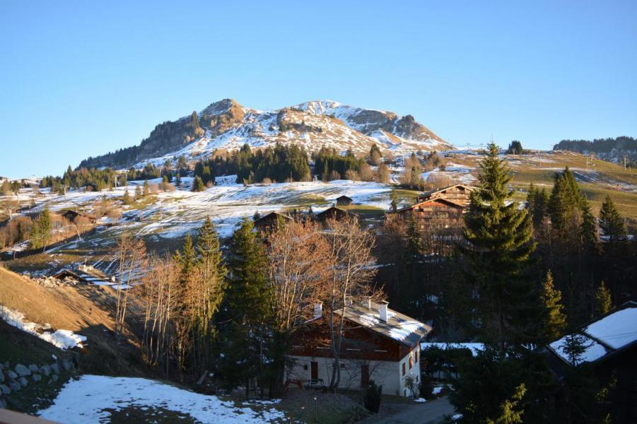 Soggiorno sugli sci Studio per 4 persone (08) - Résidence les Cîmes - Le Grand Bornand