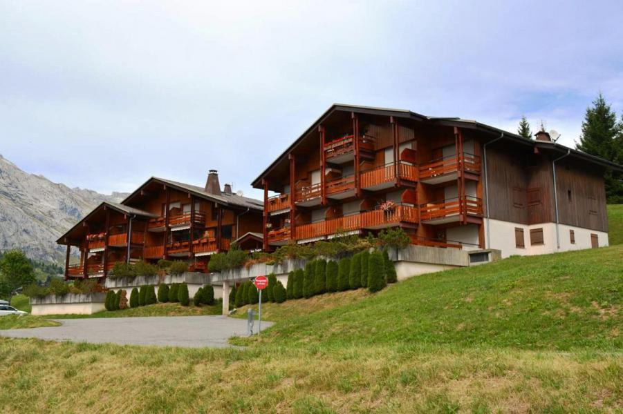 Soggiorno sugli sci Monolocale con mezzanino per 6 persone (012) - Résidence les Loges - Le Grand Bornand