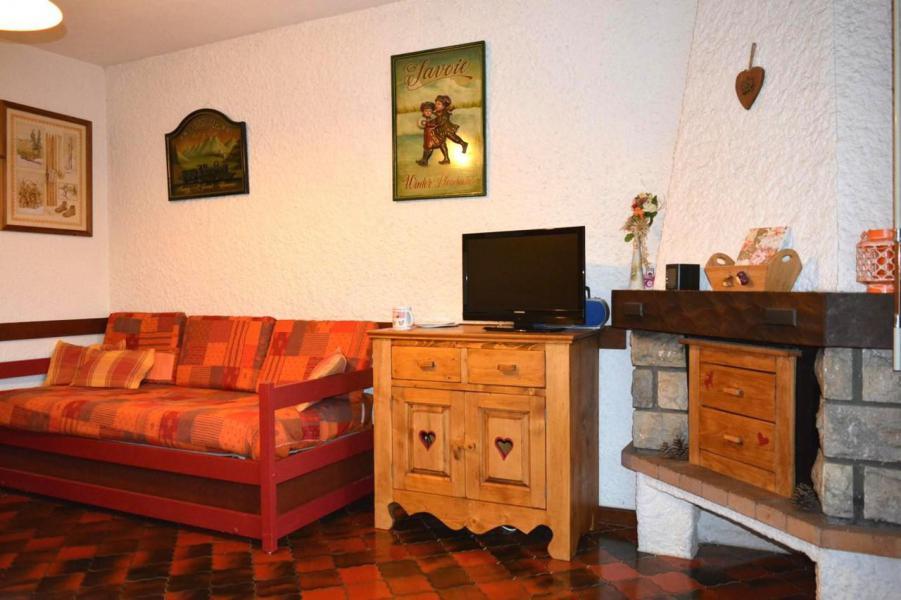 Location au ski Studio cabine 5 personnes (A) - Résidence les Soldanelles - Le Grand Bornand