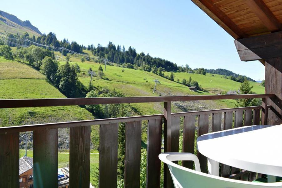 Soggiorno sugli sci Appartamento 2 stanze con cabina per 6 persone (003) - Résidence Perralpes - Le Grand Bornand