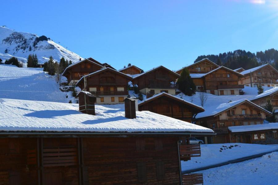 Soggiorno sugli sci Appartamento 2 stanze con mezzanino per 7 persone (2F) - Résidence Piste Rouge A - Le Grand Bornand