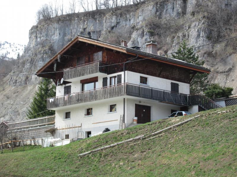 Wynajem na narty Apartament 3 pokojowy 6 osób - Résidence Saint Olivier - Le Grand Bornand