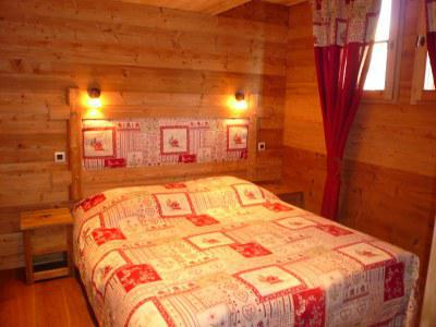 Rent in ski resort 4 room apartment 6 people (2) - Chalet Bon Vieux Temps - Le Grand Bornand - Bedroom