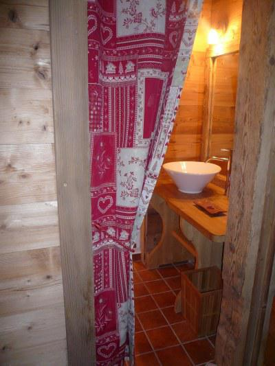 Rent in ski resort 4 room apartment 6 people (2) - Chalet Bon Vieux Temps - Le Grand Bornand