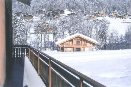 Rental Le Grand Bornand : Chalet Charvin winter