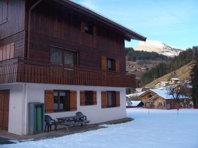 Rental Le Grand Bornand : Chalet Charvin summer