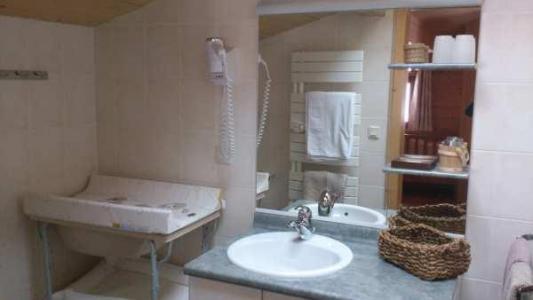 Location au ski Appartement 4 pièces cabine 7 personnes (323) - Chalet Chatillon - Le Grand Bornand