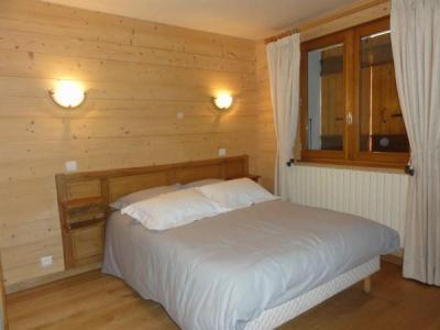 Location au ski Appartement 3 pièces 4 personnes (311) - Chalet Chatillon - Le Grand Bornand - Chambre