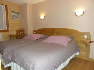 Location au ski Appartement 3 pièces 4 personnes (311) - Chalet Chatillon - Le Grand Bornand - Lit double