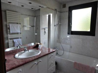 Location au ski Appartement 3 pièces 4 personnes (311) - Chalet Chatillon - Le Grand Bornand - Salle de bains